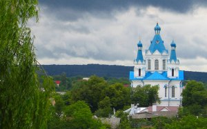 Blue-domed Church (small)
